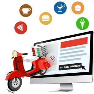 Delivery takeaway pos system