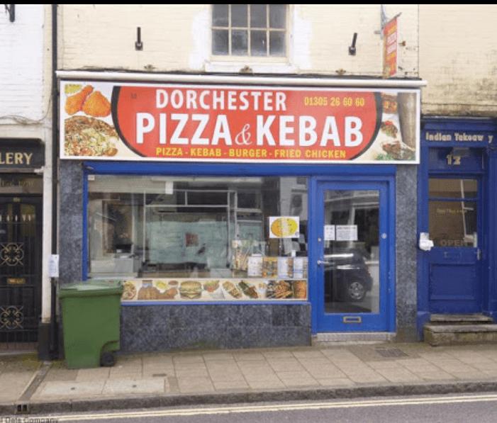 Dorchester Pizza & Kebab