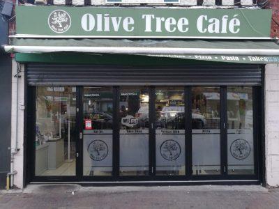 Olive Tree Cafe Addlestone using Ace Tech Epos system