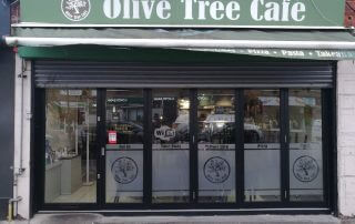 Olive Tree Cafe Addlestone using Ace Tech Epos system